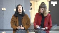 Sophie Dyer eta Solveig Suessi elkarrizketa