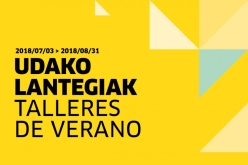 Udako lantegiak (2018) = Talleres de verano (2018)