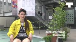 Entrevista a Agnés Pe