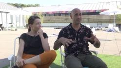 Entrevista a Matxalen de Pedro e Igor de Quadra