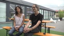 Entrevista a Carla Fernández y Óscar G. Villegas