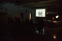Conversación entre los artistas Eugenio Dittborn y Rogelio López Cuenca