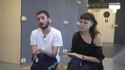 Natalia Suárez eta Gómez Selvari elkarrizketa