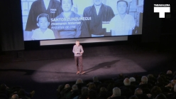 Presentación de Santos Zunzunegui. Principios de verano