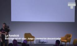 """La Fundició. """"Bellvitge rol en vivo: Juego y memorias descentradas"""""""