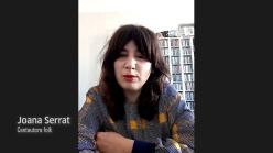 Elkarrizketa : Joana Serrat