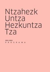 2021-2022 Hezkuntza-programa