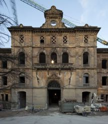 Architectural renovation of the former tobacco factory in Donostia / San Sebastián