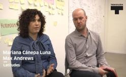 Entrevista a Mariana Cánepa y Max Andrews, miembros de Latitudes