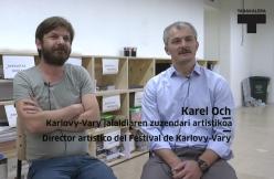 Entrevista a Karel Och y Visar Morina