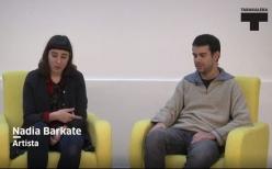 Ignacio García Sánchez eta Nadia Barkateri elkarrizketa
