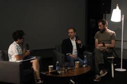 Conversación entre Eric Baudelaire y Anna Colin
