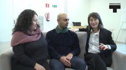 Entrevista a Nora Sternfeld, Ayse Güleç eta Ahmed Al-Nawas