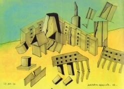 Hiria eta bestelako politikak (III) : Xabier Antich = Ciudad y otras políticas (III) : Xabier Antich = City and other policies (III) : Xabier Antich