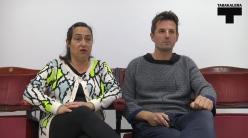 Entrevista a Blanca Calvo y Ion Munduate